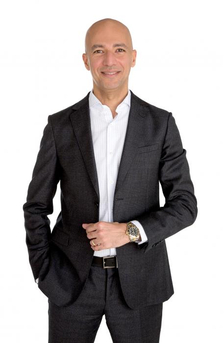 Ashraf Yehia, managing director, Eaton Middle East.
