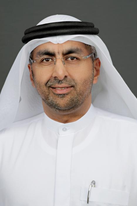 Abdulla Al Wahedi, Khidmah chief executive officer.