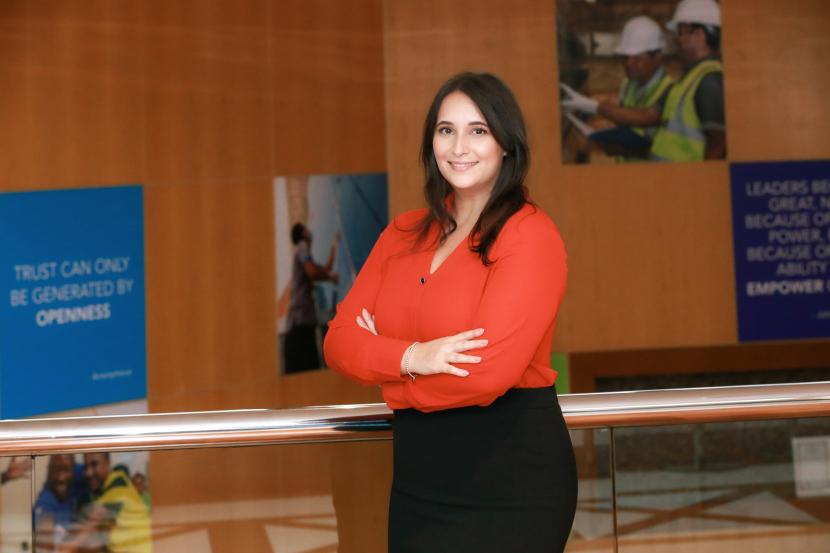 Suzie Razmjou, commercial director, Emrill.