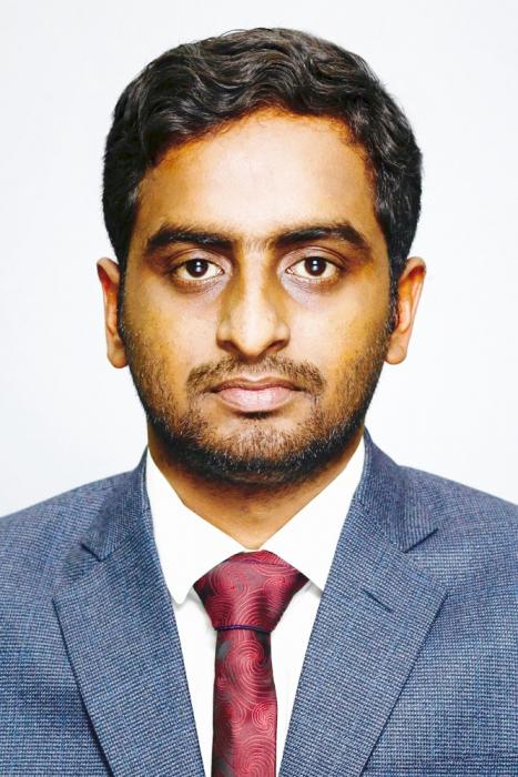 Hariharan Arumugam.
